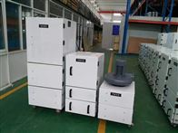 JC-4000 4KW滤筒工业布袋集尘机