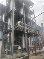 二手5吨三效蒸发器316不锈钢材质