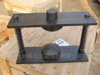 EN1339:2003混凝土路面砖劈裂抗拉强度试验装置价格
