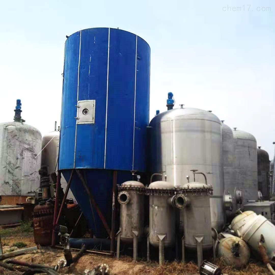 喷雾干燥机的结构图示及其特征