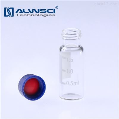 C00000082ML9-425进样瓶 螺口 透明带刻度色谱分析