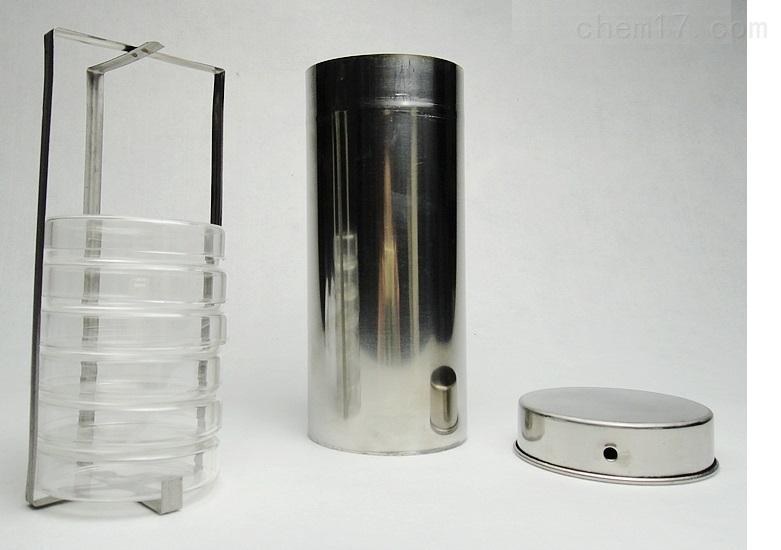 培养皿灭菌桶,吸管消毒桶,