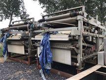 回收二手隔膜压滤机长期处理