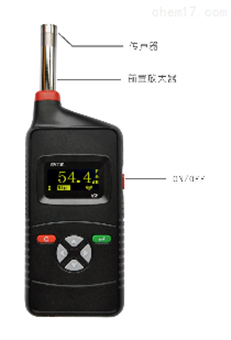 iSV1101型声级计