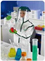 雷克兰灭菌型胶条一次性医用防护服