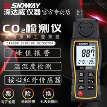 SW-723二氧化碳检测仪