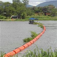 观光湖拦船塑料浮筒