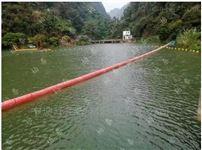 FT40100厂家直销水电站双排自浮式拦污浮筒