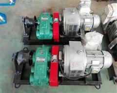 3kn上海普景电气 电缆牵引机3kn pj承装3级
