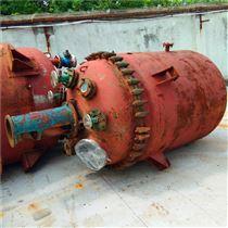 低价处理二手3吨搪瓷反应釜