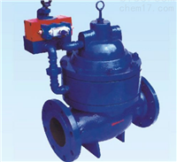 J841X电磁液动隔膜排泥阀厂家