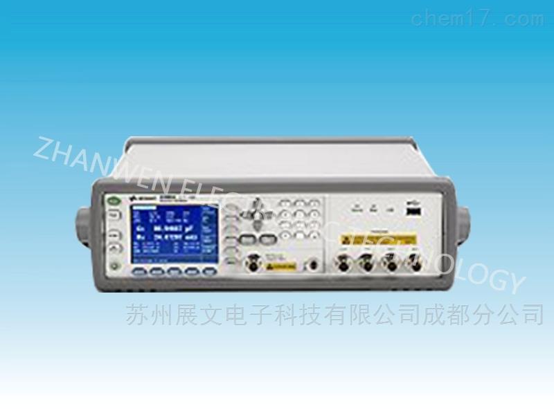 精密型LCR表E4980A
