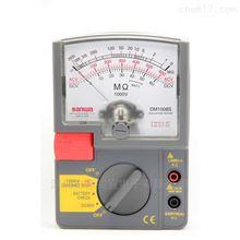 DM1008S日本三和SanwaDM1008S机械式绝缘电阻计