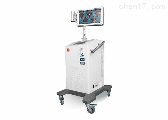 多波长组合半导体激光治疗仪2