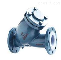 F46Y型藍式過濾器襯