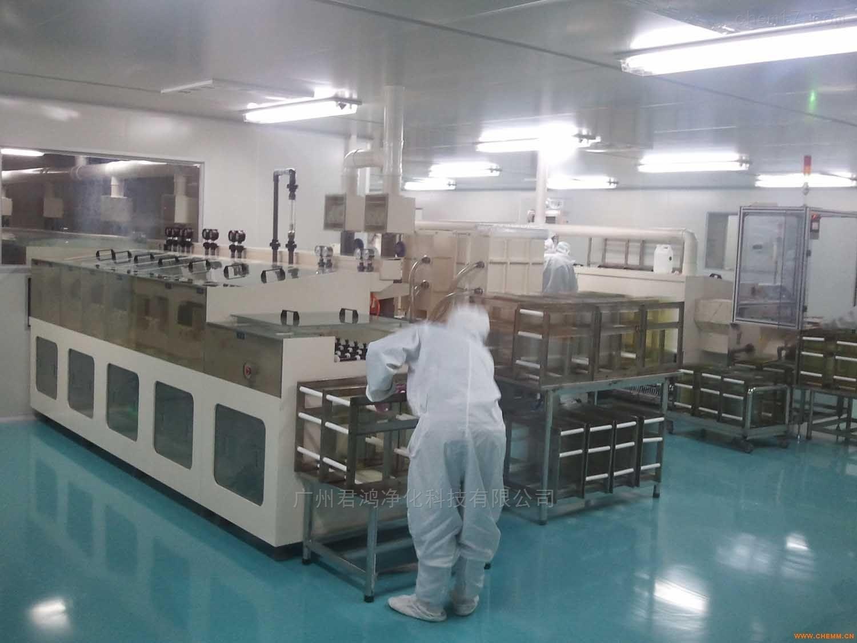 佛山顺德区酱油食品厂净化车间装修改造