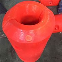 丽水水电站拦垃圾塑料浮体 水库进水口浮筒