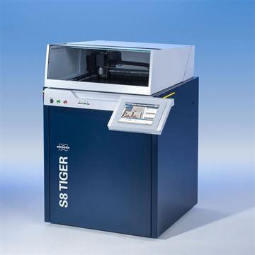 第二代 S8 TIGER 1KWX射線熒光光譜儀