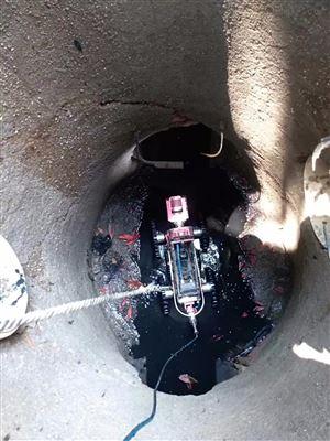 市政排水管道清淤疏通CCTV机器人检测堵漏