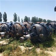 哪里卖二手5000升搪瓷电加热反应釜