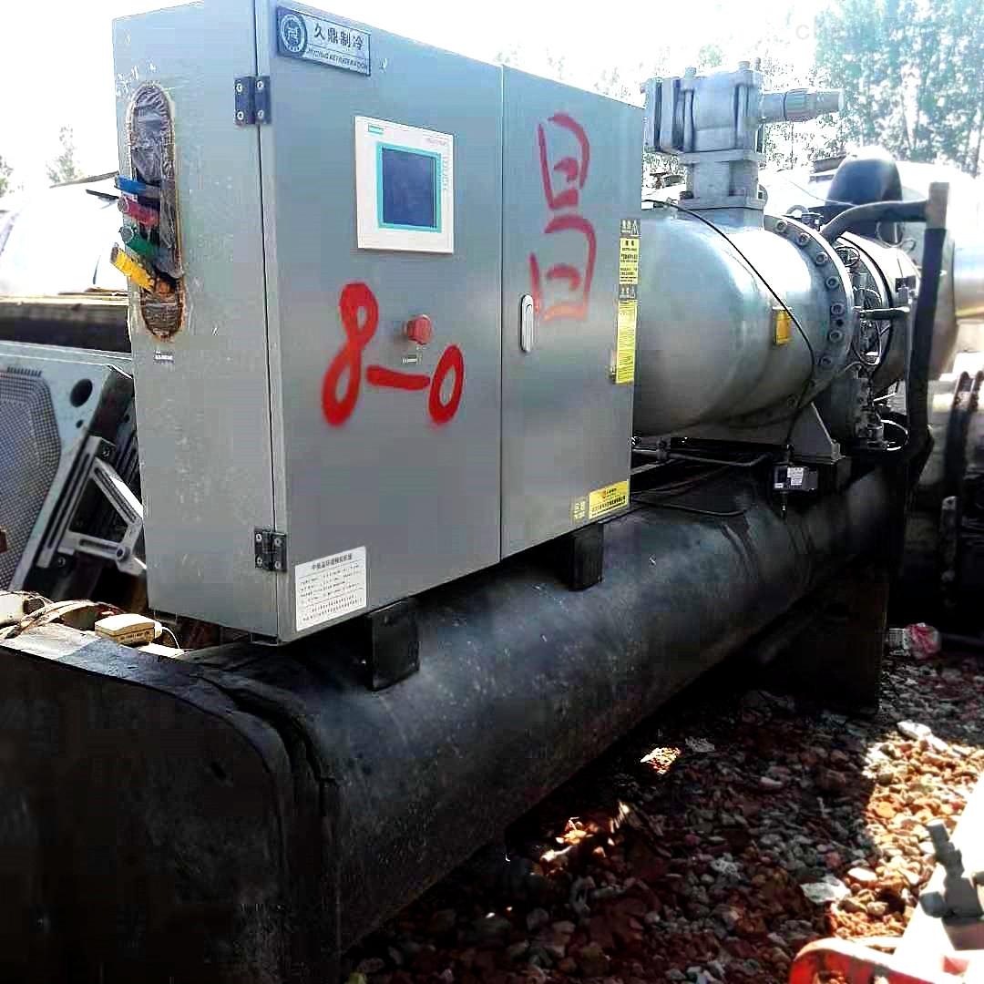 国鑫出售10万大卡二手冷水机组价格