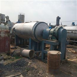 厂家供应二手污泥空心桨叶干燥机