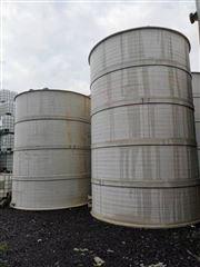 40立方二手40立方50吨PP储罐个人原因低价转让