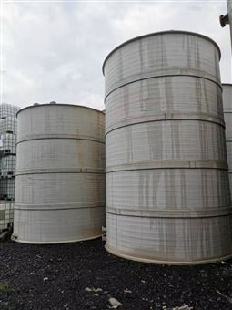 出售二手30立方PP立式储罐如何保养
