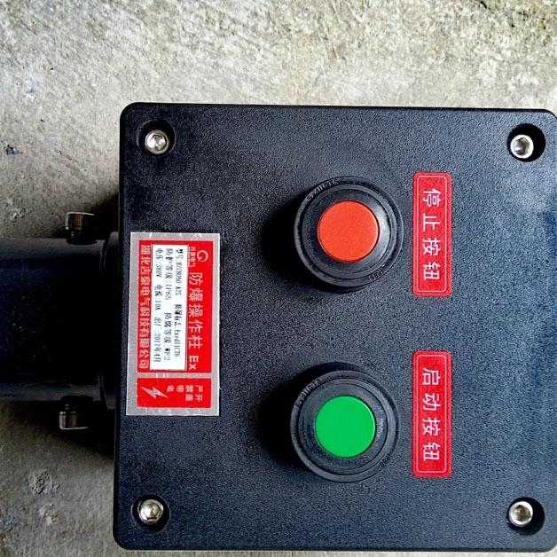 BZC53-A2G防粉尘防爆防腐户外挂式电源箱