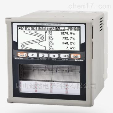 Autonics记录仪KRN100