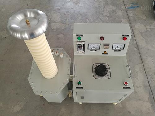 10KVA 100KV工频交直流试验变压器