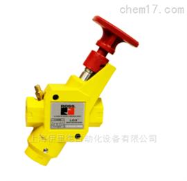 L-O-X®美国ROSS手动锁定阀