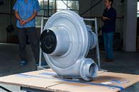 TB100-1透浦式中压鼓风机