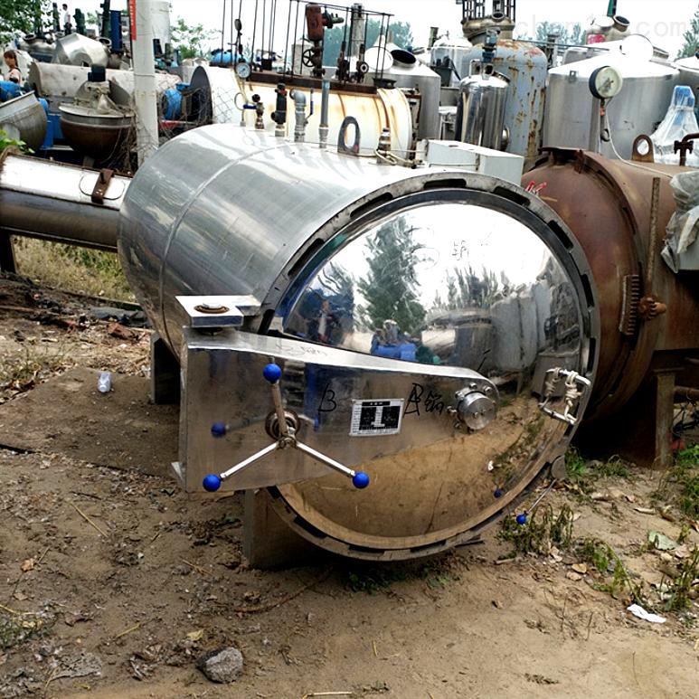 回收化工设备拆迁