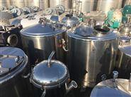 供應二手10—100立方不銹鋼儲罐、發酵罐