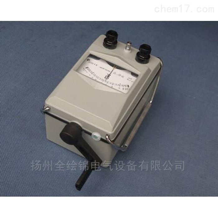 ZC11D-10手摇式兆欧表
