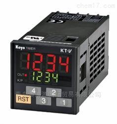 日本光洋Koyo数字定时器KT-V4S-C48角度