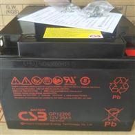 GP12260台湾CSB蓄电池GP12260 12V26AH价格