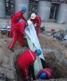 管道紫外光固化CIPP树脂内衬修复非开挖操作