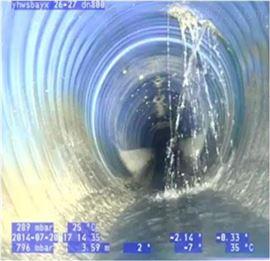 管道CCTV检测视频检测机器人检测声呐检测