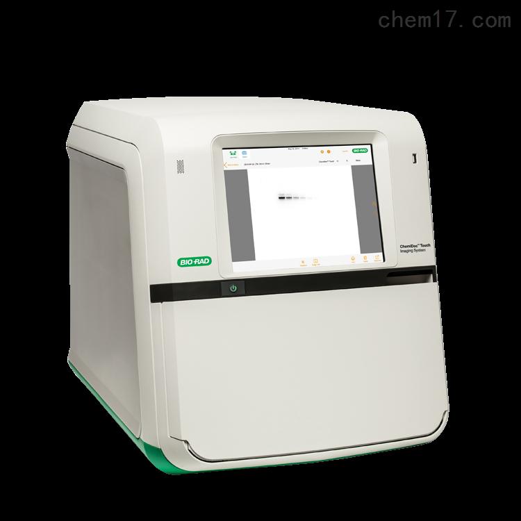 伯樂ChemiDoc化學發光凝膠成像係統