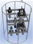 水下剖面辐射光谱仪