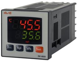 外形48x48毫米ELIWELL温度控制仪表EW4820