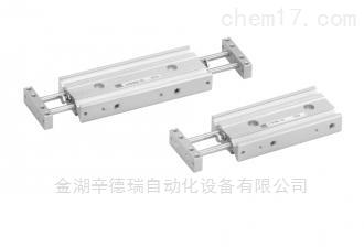 日本CKD喜开理双活塞杆气缸原装正品
