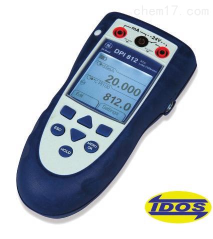 德鲁克 DPI 812 热电阻校验仪