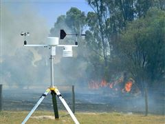 HM-SL10森林防火气象监测系统