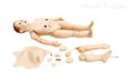 多功能三歲兒童護理模擬人