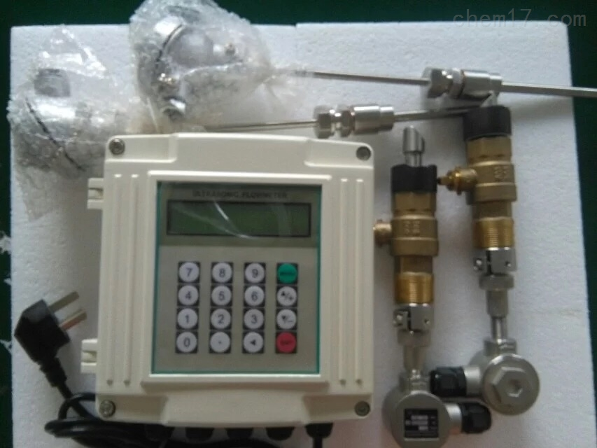 插入式超声波热量表