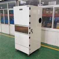 5.5KW機械零件打磨工業吸塵器
