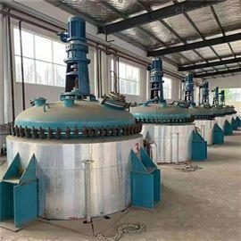 8立方-5立方低价处理二手8立方5立方搪瓷反应釜不锈钢